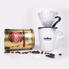 LAVAZZA拉瓦萨意大利进口oro欧罗金咖啡限量礼盒 108元