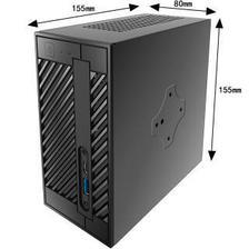华擎(ASRock) DeskMini 110/COM 迷你台式电脑 799元