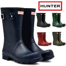 Ashford:精选 Hunter 经典雨靴