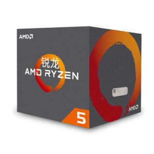 16点开始: AMD 锐龙 Ryzen 5 2600X 处理器 1179元包邮(送120元暴雪点卡)
