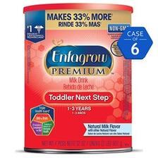 【中亚Prime会员】Enfagrow 美赞臣 金樽 婴幼儿3段奶粉 907g*6罐装
