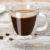 $11.75(原价$16.95) 销量冠军闪购:JoyJolt 双壁保温咖啡杯 2件 5.4盎司