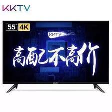 KKTV U55K5 55英寸 4K液晶电视 1799元包邮 ¥1799