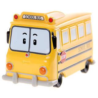 Silverlit 银辉 珀利POLI 汽车玩具 动漫周边 斯库比校园巴士 *3件 84元(合28元/件)
