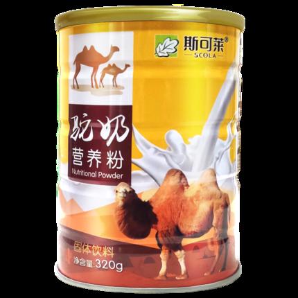 斯可莱 新疆骆驼奶粉 320g 58元包邮