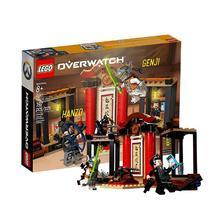 考拉海购黑卡会员: LEGO 乐高 守望先锋系列 75971 半藏对战源氏 *2件 290.3元