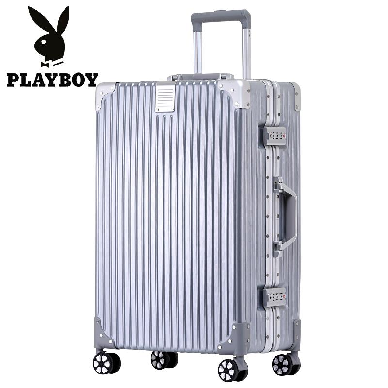 ¥99 花花公子拉杆箱行李箱20寸