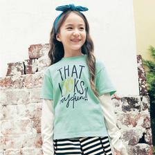SENSHUKAI 千趣会 女童刺绣长袖T恤 *3件 95.04元(合31.68元/件)