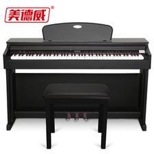 22日0点:MIDWAY 美德威 S70 88键重锤电子钢琴(黑色) 2199元包邮 ¥2199