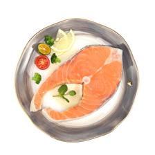 限地区、京东PLUS会员: 通威鱼 智利冷冻轮切三文鱼排 275.4元包邮