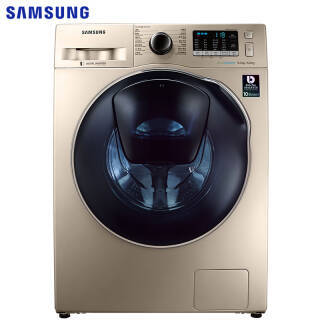 三星(SAMSUNG) WD90K5410OG/SC 9公斤 洗烘一体滚筒洗衣机 4399元