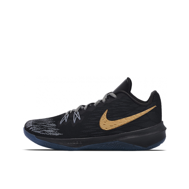 Nike Zoom Evidence 2 Black Gold 黑金 实付到手264元