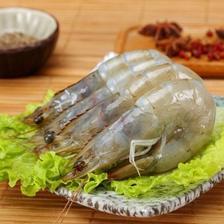 苏宁易购 禧美 厄瓜多尔白虾 1800g+1000g 151元(合26.96元/斤)