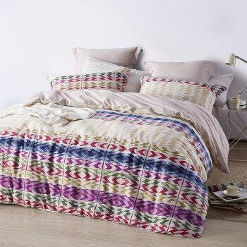历史低价:LOVO家纺 安赫拉之梦 纯棉磨毛暖绒床上四件套 1.8米床 +凑单品 158元 ¥158