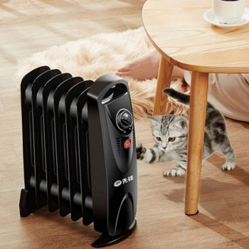 天猫 降温保暖、12期免息:SINGFUN 先锋 CYPB-7 油汀 电暖器 179元包邮(用券减120)
