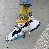 直邮中国+税费补贴 Skechers 新款不败时尚老爹鞋 最高享7折