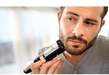 ¥238.49 Prime会员:PHILIPS 飞利浦 Norelco BeardTrimmer 5100 电动剃须刀