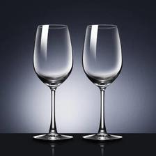 Ocean泰国进口水晶红酒杯高脚杯425ml两只装 *5件 54元(合10.8元/件)