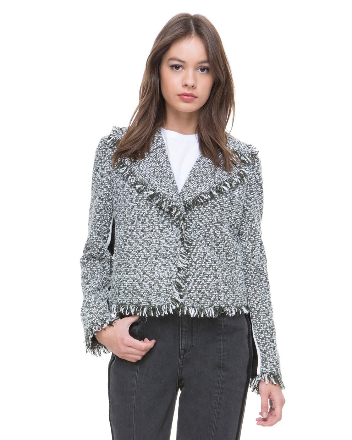折合510.75元 Juicy Couture 小香风短款外套