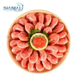 海买 加拿大进口北极甜虾 400g 50-60只 *10件 159元(合15.9元/件)