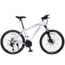 ¥698 邦德富士达 26寸 27速 W300 山地车自行车
