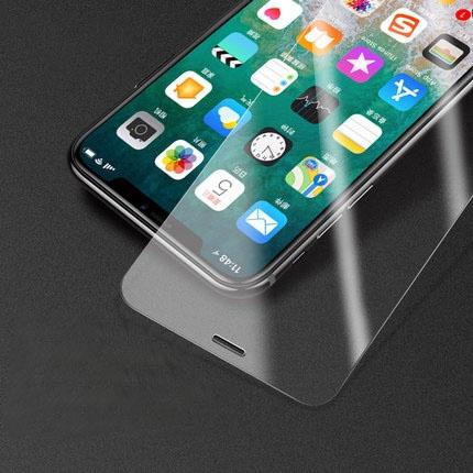 记忆盒子 iPhoneX系列手机钢化膜 5片装 5.8元包邮(需用券) ¥6