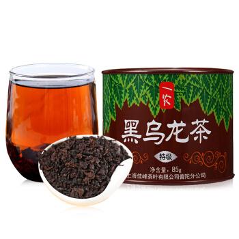 一农 特级浓香型 黑乌龙茶 85g *3件 41.2元包邮(双重优惠) ¥41