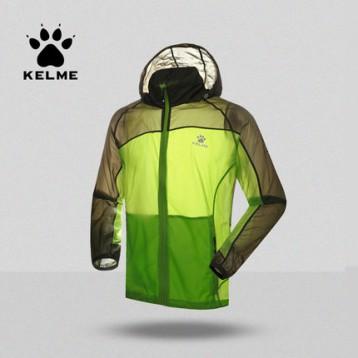 西班牙人赞助商,KELME 卡尔美 男士超薄防晒皮肤衣 2色 7.1折 ¥99