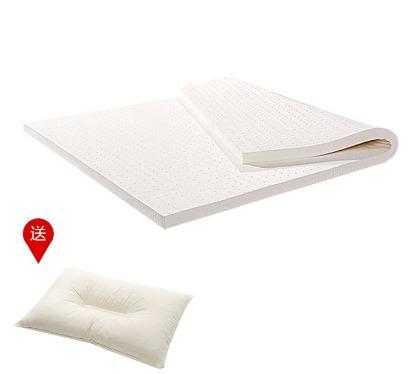 历史低价、双11预售: Nittaya 泰国原装进口乳胶床垫2.5cm 499元包邮(定金20元,11月11日付尾款)