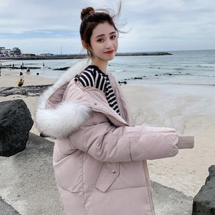 2019新款冬装韩版宽松面羽绒棉 ¥79