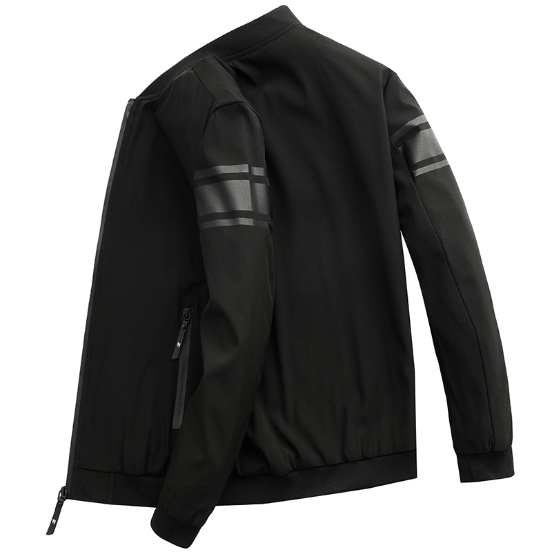 ¥29.9 LORSVIEE/罗思威外套男秋装韩版潮流修身青年男装棒球服