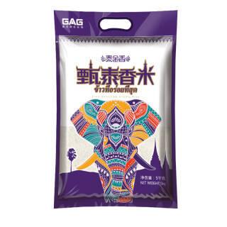 泰金香 泰国香米 5kg *3件 92.08元(合30.69元/件)