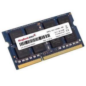 KINGBANK 金百达 8GB DDR3L 1600 笔记本内存条 139元