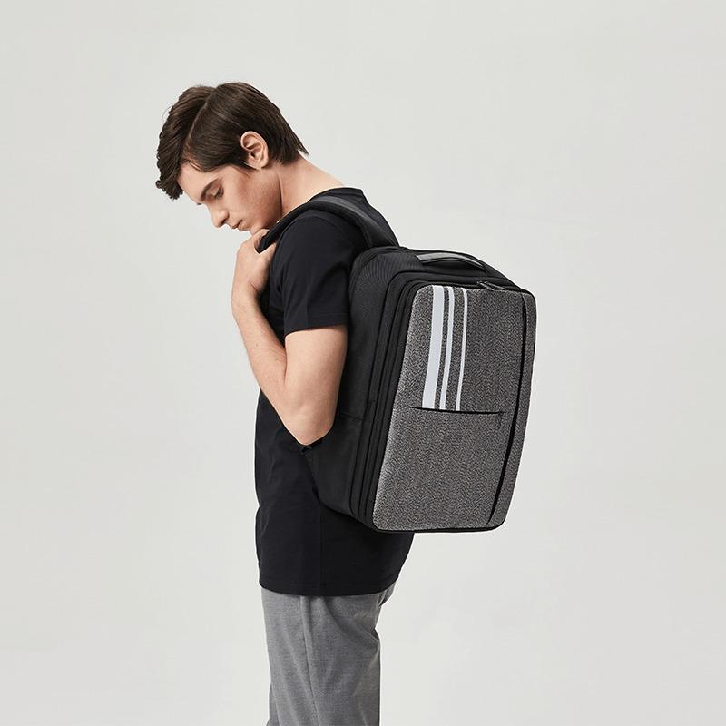 淘宝心选防割面料电脑双肩包男双肩背包女 229.9元