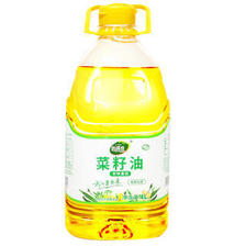 合适佳 菜籽油 4L *3件 91.39元(合30.46元/件)