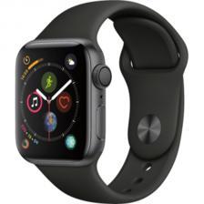 下单立减$65.8!苹果手表第4代 Apple Watch Series 4 GPS 40mm 太空灰 $263.2
