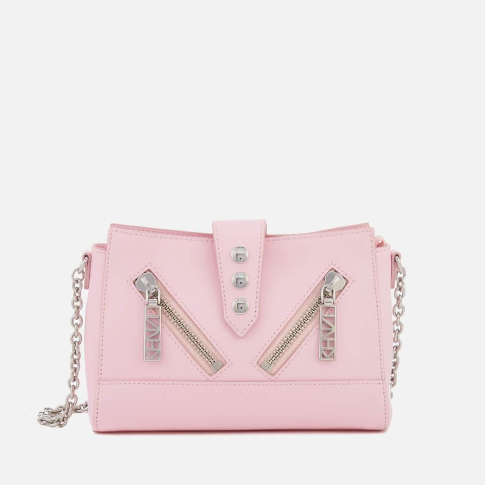 折合894.24元 KENZO Kalifornia 温柔粉色单肩包