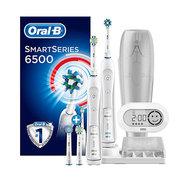 Oral-B 歐樂B Pro 6500 藍牙電動牙刷 2支裝 直郵含稅到手894.61元'