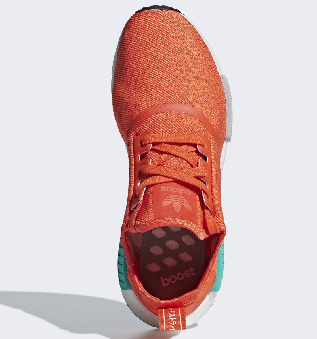 3双!US8码起尺码全,adidas阿迪达斯 NMD_R1 男士运动鞋 115美元约¥795(天猫1199元/件) 买手党-买手聚集的地方