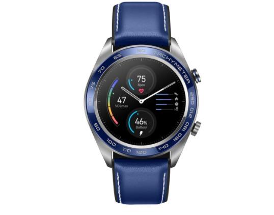 荣耀 Honor Watch Magic 智能手表 深海蓝陶瓷版 999元包邮