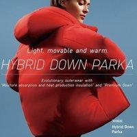 $99.9 (原价$129.9) Uniqlo 新款Hybrid Down羽绒服促销