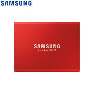 三星(SAMSUNG) Portable SSD T5 移动固态硬盘 500GB 639元