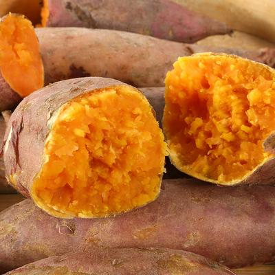 5斤 板栗地瓜糖心小番薯蜜薯 券后11.9元