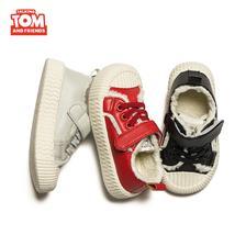¥39 Talking TOM 汤姆猫 儿童冬季加绒复古饼干鞋
