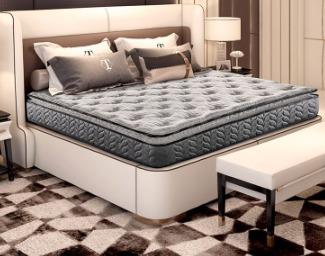 绝对值: AIRLAND 雅兰 威斯汀酒店豪华版 独袋弹簧加厚垫层乳胶床垫 1.8*2m 2499元包邮(需用券)