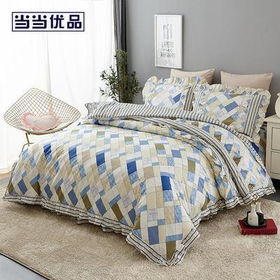 当当优品 韩版纯棉床单款 1.5m床 99元包邮