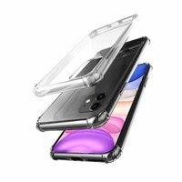 $4.95(原价$10.99)amCase 边角加强型透明TPU保护壳 iPhone 11/Pro/Max 可选