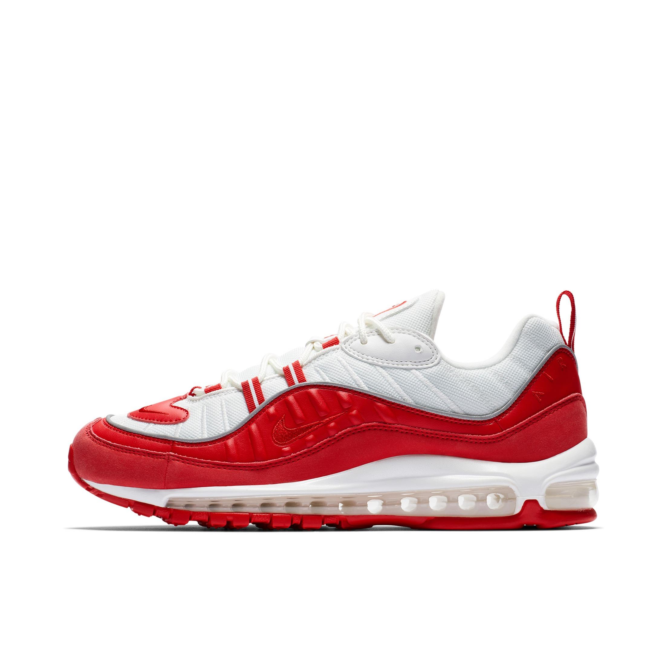 Nike Air Max 98 大学红 实付到手599