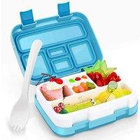 $9.99(原价$29.99)Hometall 儿童防漏午餐盒,三色可选