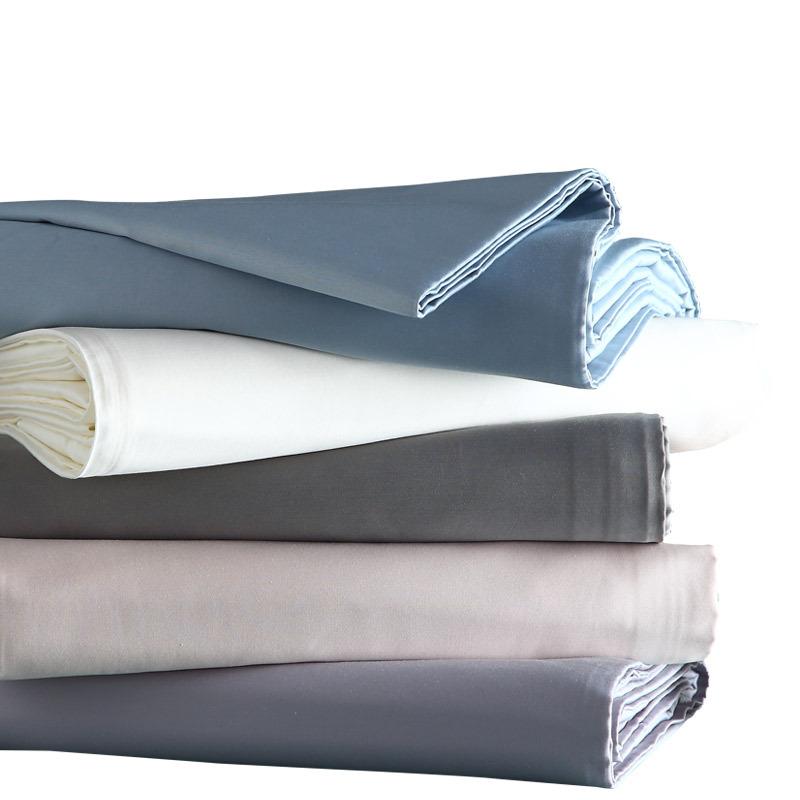 兰叙(LENCIER) 60支长绒棉贡缎单件床单 1.5m/1.8m床  券后99元